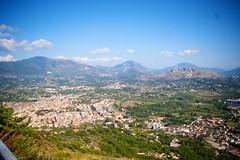 IMGP2644 (proofek) Tags: bitwa cmentarz generałanders italy klasztor montecassino wakacje włochy wspomnienia