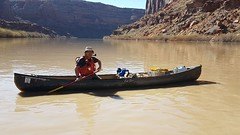 Des Paddles the Green River