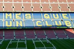Camp Nou 39 (Seán Creamer) Tags: barcelona spain campnou football soccer uefa catalonia iniesta messi fcbarcelona ladislaokubala ballondor championsleague europeancup goldenboot valdés xavi puyol guardiola cruyff ramos mésqueunclub laliga