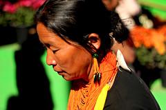 Leaving the arena (abrinsky) Tags: india nagaland kohima hornbillfestival hornbill2016
