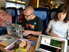 Indie Web Train. 🚅💻