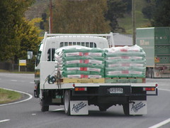 Truck with a load of lime (D70) Tags: mcdonalds lime calcimate™ high quality finely ground limestone produced quarry oparure general term describe burnt hydrated but refers naturallyoccurring calcium carbonate new zealand tekumi waikato newzealand