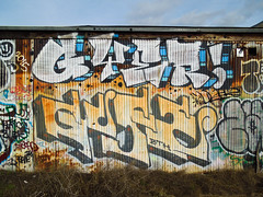 (gordon gekkoh) Tags: gyer gufe oakland graffiti
