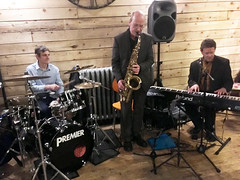 Chris Conway Trio @ West End Brewery (unclechristo) Tags: chrisconway jazz trio westendbrewery