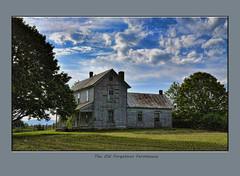 The Old Forgotten Farmhouse (tvj21) Tags: house oldhouse farmhouse