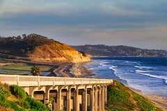 Torrey Pines Cliffs (marcelfuentes) Tags: san diego torrey pines seascape
