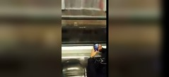 Cascadas sorprenden a usuarios del Metro (Video) (conectaabogados) Tags: cascadas metro sorprenden usuarios video
