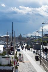 Strandvägen (gerikson) Tags: 1nikkorvr30110mmf3856 stockholm strandvägen clouds rainclouds storm