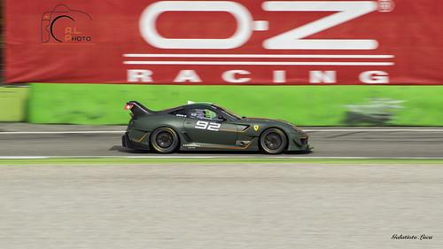 "Ferrari 599XX n°92 • <a style=""font-size:0.8em;"" href=""http://www.flickr.com/photos/144994865@N06/35568239836/"" target=""_blank"">View on Flickr</a>"