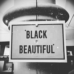 #blackisbeautiful (e-medita) Tags: instagramapp square squareformat iphoneography uploaded:by=instagram moon