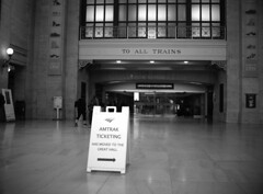 Union Station (tacosnachosburritos) Tags: union station chicago metra train theuntouchables waiting street photography thestreets homeless travel journey quest commuting commute luggage baggage marble benches meetup 1001thingstoseebeforeyoudie people humanity man woman railroad rails
