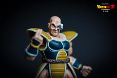Dragon Ball - Shodos-11Nappa2 (michaelc1184) Tags: dragonball shodo goku vegeta nappa bandai banpresto toy anime manga figure