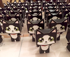 Customer photo of kitty favor boxes (Cutezville Printables) Tags: art animal animals box birthday boxes cutezville cutesville cute craft cuteideas digital diy download design development etsy cat file fun favour favor gift giftbox greeting goody ideas kitty kitten lunch dinner pdf printable papergoods papermaking paperelements paper personalize personalise print printables pussy eyes unique sweet sweets sweetwrappers candy message shop black blackandwhite