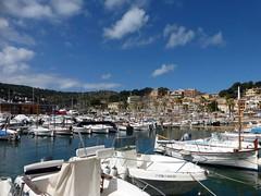 Port de Soller (luckypenguin) Tags: spain majorca mallorca balearics balearicislands soller port portdesoller