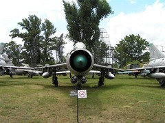 "Sukhoi Su-7 BKL 2 • <a style=""font-size:0.8em;"" href=""http://www.flickr.com/photos/81723459@N04/33599260554/"" target=""_blank"">View on Flickr</a>"