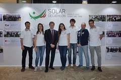 FIRST INTERNATIONAL SDME WORKSHOP IN DUBAI (Sapienza SDME) Tags: restart4smart solardecathlon solardecathlonmiddleeast2018 sdme2018 sdme dubai teamsapienza sapienza sapienzauniversitadiroma sapienzauniversity team teamitaly italia italy italians consul general valentinasetta valentina setta marcocasini marco casini giuseppepiras giuseppe piras architettura ingegneria architecture engineering workshop international students world studenti university università