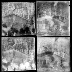Hello darkroom, my old friend (frostnip907) Tags: pinholecamera pinhole experiment terrible