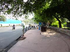 DSC04688 (Santhosh ITDP) Tags: 2016 india chennai thiruvanmiyur west avenue after bad rework damage ramp construction