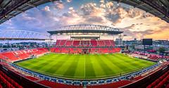 BMO Field, Home stadium of Toronto FC (naibank) Tags: tfc toronto soccer field home stadium