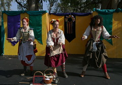 No Parchment Needed (beppesabatini) Tags: carnevalefantastico2017 carnevalefantastico bluerockspringspark vallejo california renaissancefairs italianrenaissance avalonthemedevents historicalrecreation wwwcarnevalefantasticocom