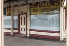Ballarat (Westographer) Tags: ballarat victoria australia countrytown rural signage typography patina swallowsicecream shopfront oldschool vintage