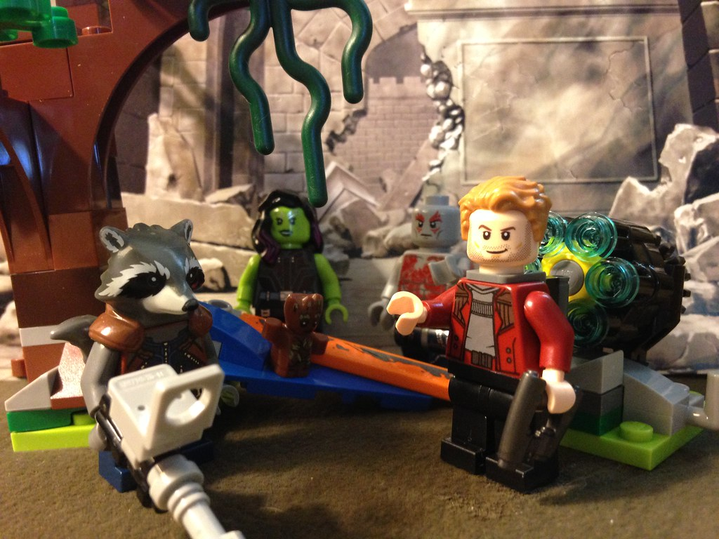 lego marvel gamora - photo #29