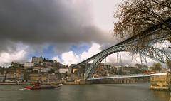 PORTO, MON AMOUR-F (pavon2007) Tags: nunca me olvidare de esta ciudad ni lisboa portugal es excelente felicidadades por merecido triunfo en eurovision