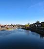 Dumfries, Scotland (clarktom845) Tags: dumfries nith river water buildings nikon ngc