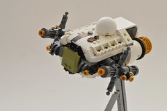 'Peltast' PT-10 Missile Defense Boat (nate_daly) Tags: lego starfighter realworldstarfighter rw200 space