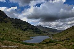 DSC_0051 -1awm (Polleepops) Tags: argyll lochlomond lochs clouds cloudporn bridges river water hills landscape