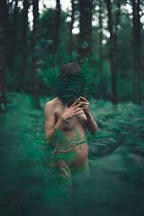 Ana (Kü.Ma) Tags: girl portrait nude fineart concept naked uncensored nature photoshoot beauty
