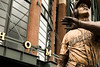 Griffey at Safeco (Tony Yerry) Tags: statue ken griffey mariners safeco seattle baseball