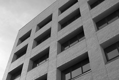 Untitled (yrock3000) Tags: architecture nikon d200 bw monochrome asu