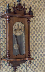 Vintage Clock (AudioClassic) Tags: vintage clock history background old antique obsolete metal window table ancient oil oldfashioned rusty style retro flatiron equipment traditional tool used antiquity housework glass decoration classic historical aged object nobody material