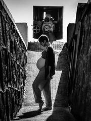 Baby rock (Diego S. Mondini) Tags: sãofranciscodosul fortemarechalluz santacatarina brasil brazil pb bw