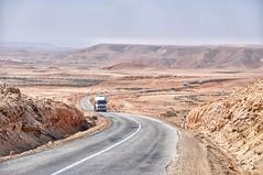 Heading south through the Sahara