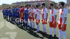 Universidad-Callosa (0-0) Fotos: J. A. Soler