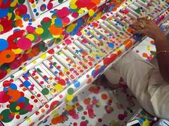 IMG_2328 (Autistic Reality) Tags: obliterationroom theobliterationroom rooms obliteration smithsonianinstitution smithsonian institution washingtondc washington dc district columbia districtofcolumbia usa america unitedstatesofamerica unitedstates si dmv hirshhornmuseumandsculpturegarden art sculpture hirshhorn hirshhornmuseum sculpturegarden museum gardens yayoikusama infinitymirrors yayoikusamainfinitymirrors polkadots dots obsession madness feminism popart minimalism feministart environmentalart popculture interior inside indoors