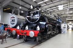 Black 5 no 5000 (372Paul) Tags: nrm shildon nationalrailwaymuseum steam diesel electric e5001 class71 deltic lner emu 2hap black5 5000 sanspareil apt advancedpassengertrain