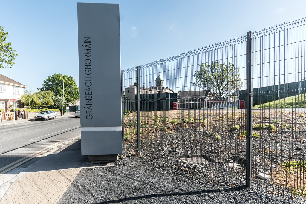 MY VISIT TO GRANGEGORMAN TO SEE WHAT PROGRESS HAS BEEN MADE [8 MAY 2017]-127984
