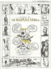 Trumpologie (Chti-breton) Tags: trump coréedunord caricature pressesatirique politique humour guerre dictateur willem