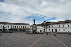 Quito, Ecuador, April 2017