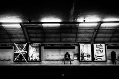 Loaded (tomabenz) Tags: people sony a7rm2 metro underground lisbon lisboa lisbonne bnw noiretblanc bw streetview black white europe monochrome street photography blackandwhite sonya7rm2 streetphotography