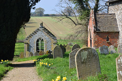Norfolk, spring 2017: 'the cool sequester'd vale' (Simon_K) Tags: billingford stpeter eastanglia norfolk church churches dereham nikon d5300