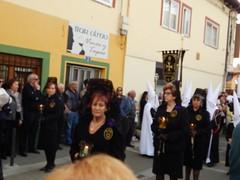 1405 (amgirl) Tags: mansilladelasmulas maundythursday april13 2017 day15 semanasanta holyweek spain meseta abril april caminodesantiago procession juevessanto