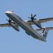 G-ECOE Flybe De Havilland Canada DHC-8-402Q Dash 8 2