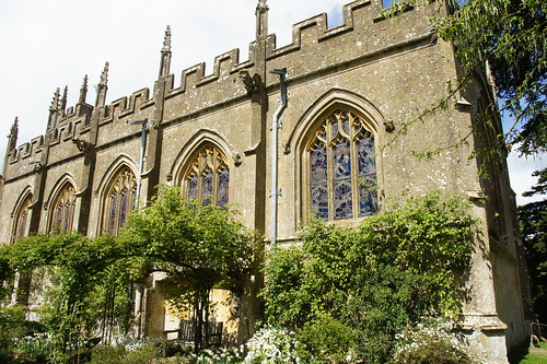 The Church of St Mary, Sudeley (in the Castle grounds), Winchcombe, Gloucestershire