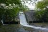 Waterfall downstream from Lake Črnava in Preddvor (Vidar Karlsen) Tags: europe gnd gorenjska nd preddvor slovenia slovenija uppercarniola afternoon creek dam longexposure motion spring water watercourse waterfall