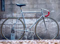 80's DE ROSA Super Prestige Aerodinamica pista / Taipe! (father TU) Tags: fathertu fixedgear fixie pista derosa steelisreal trackbike bikeporn campagnolo cycling