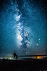 Milky Way over Santa Barbara (BrendanBannister) Tags: moody pnw washington pacific northwest zion national park angels landing horsehoe bend arizona utah milky way stars astro long exposure grand canyon